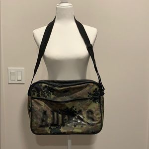 Adidas messenger/gym bag.